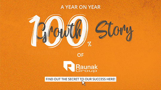 A 100% year on year growth case study
