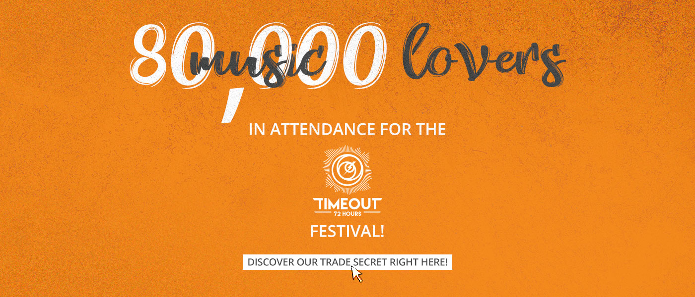 TimeOut 72, our most socially successful symphony