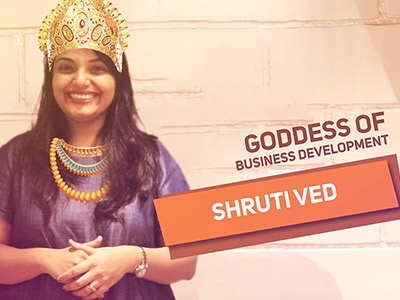 Goddess of Business Development