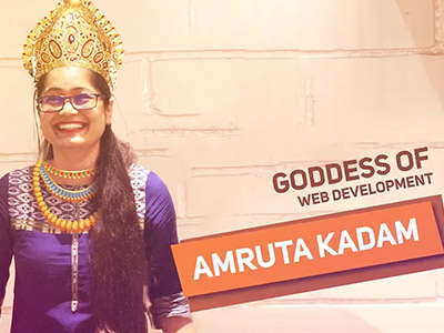 Goddess of Web Development