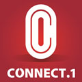 Connect One Logo