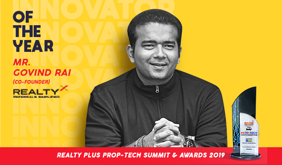 Proptech Innovator of the Year 2019